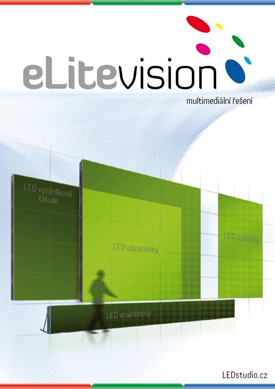 LED obrazovka eLite Vision