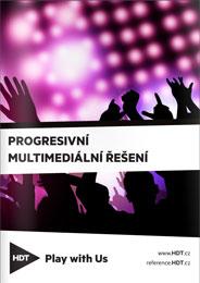 Progresivní multimediální řešení